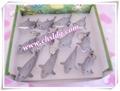 动物造型发光发声海豚玩具小手电 4