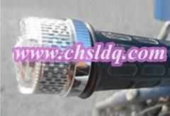 Rainbow LED decorative motorcycle accessory