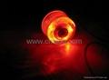 Rainbow LED decorative motorcycle accessory 2
