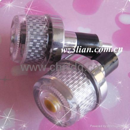 Rainbow LED decorative motorcycle accessory 4