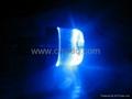 Rainbow LED decorative motorcycle accessory 5