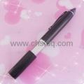 2011 Fancy bright metal led light pda pen 2