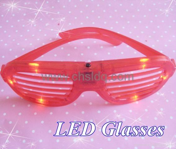 flashing led party glasses 3