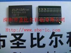 供應DDR2(31M*16)EDE5116AJBG-8E-F