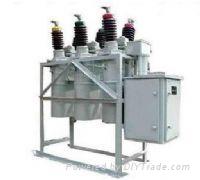 DW8-35戶外高壓多油斷路器