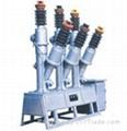 LW8-40.5六氟化硫断路器