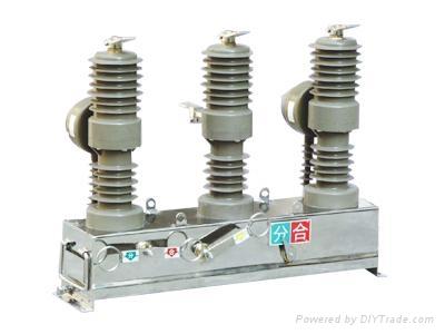 ZW32-12高压真空断路器  1