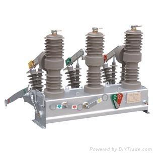 ZW32-12高压真空断路器  2