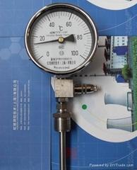虹德测控供应防爆型远传温度计