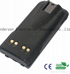 walkie talkie batery (HNN9008) for two way radio GP380/328/HT750 Ni-MH