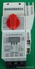 星三角減壓啟動控制與保護開關|KBOJ