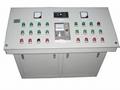1-4T链条锅炉控制柜