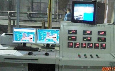 35t以上流化床锅炉控制系统 1
