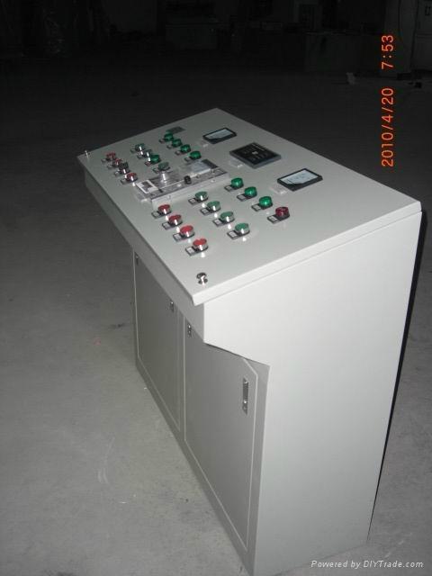 1-4T链条锅炉控制柜 2