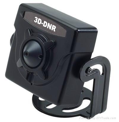 CCTV Mini WDR Camera 3D-DNR Camera - CW-600WDM - Camwin