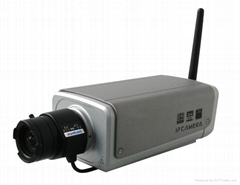 CCTV 3G Wireless 2 Megapixel IP Camera