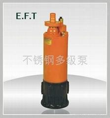 内装式潜水电泵