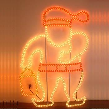 Snowman motif rope light en402 evermore china other snowman motif rope light 1 aloadofball Gallery