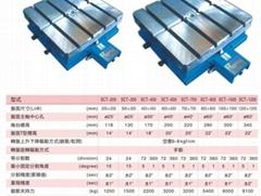 台湾志龙SCT-超精密齿式搪铣分割台
