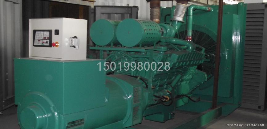 400KW發電機尋租 2