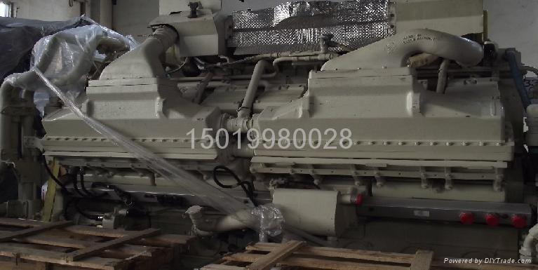 400KW 1100KW 發電機出租 1