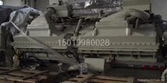 400KW 1100KW 發電機出租