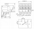 電子鎮流器接線端子(DA804) 1