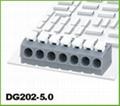 電子鎮流器接線端子(DA804) 2