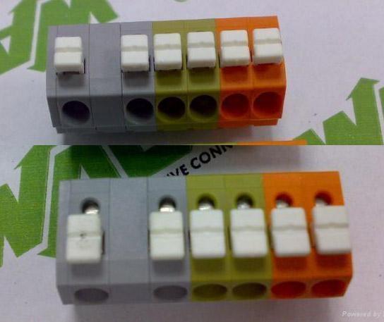 電子鎮流器接線端子(DA804) 3