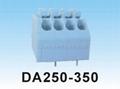 電子鎮流器接線端子(DA250