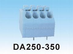 電子鎮流器接線端子(DA250)