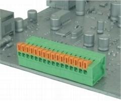 電子鎮流器接線端子(DA141R-508)