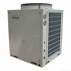 Air to water heat pump(70 Celsius degree hot water)