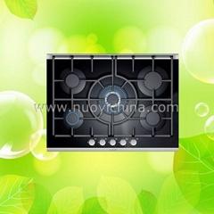 Fiveburner Gas stove