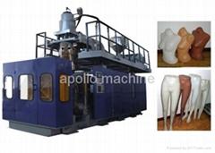 160L ~ 220L Plastic drum making machine