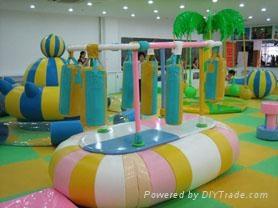 供应儿童游乐设备游艺设施大型游乐设施游乐设摇摆拳击 1