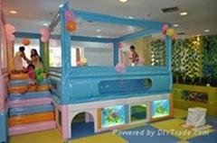 厂家直销室内儿童娱乐设备液晶迷宫儿童游艺设施