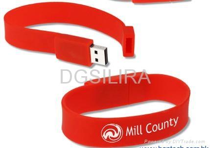 Bracelet USB Flash Drive 2
