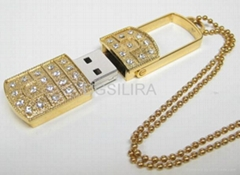 Jewelry USB Flash Drive