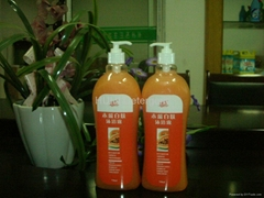 750ml pawpaw fragrance Body Wash Shower Gel