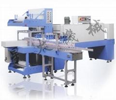 重慶PE膜全自動整列收縮包裝機