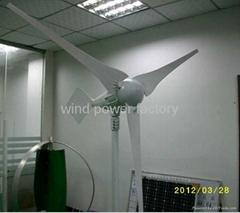 Home use Windmill DC48V 1KW Wind Generator 1000w Wind Turbine Generator