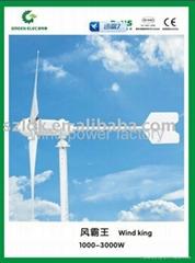 超高效环保2000w 发电机