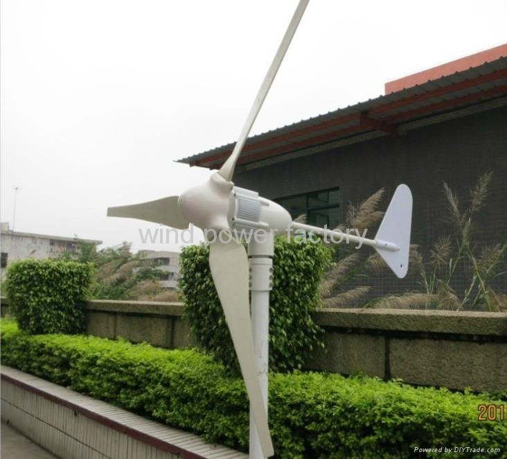 OEM 500W wind turbine power generator windmill products 12V/24V 1