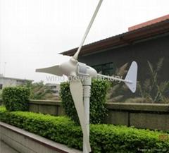OEM 500W wind turbine power generator windmill products 12V/24V