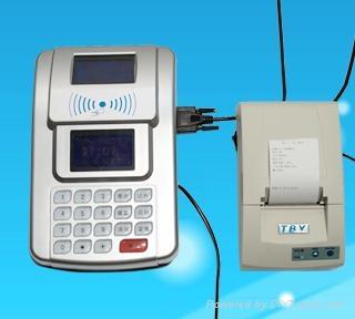 感應IC卡收費系統 1