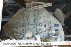 """USED """"KAWASAKI"""" MODEL KIS-1315HM SUPER IMPELLER (IMPACT CRUSHER) S/NO. KS10686"""