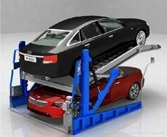 garage vehicle parking lift