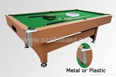 2011 HOT-SELLING Billiard Table