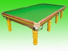 2011年熱銷石板台球桌